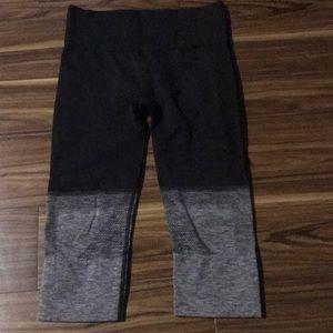 Lululemon seamless leggings